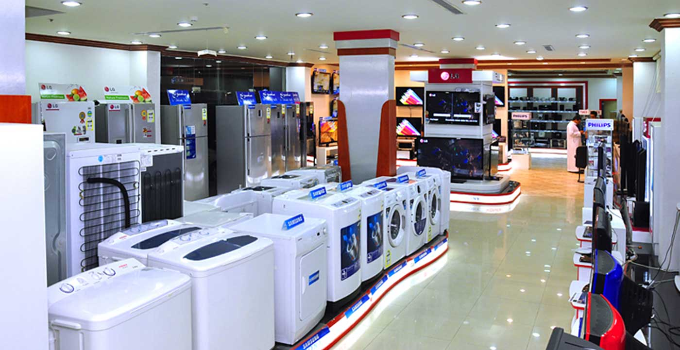 corpuslabs whitegoods showrooms