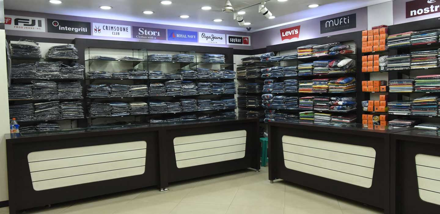 corpuslabs textile showroom